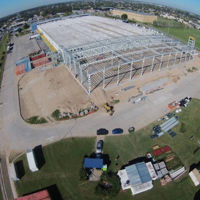 Grupo ODIM suma más de 25000 m2 en nuevas obras